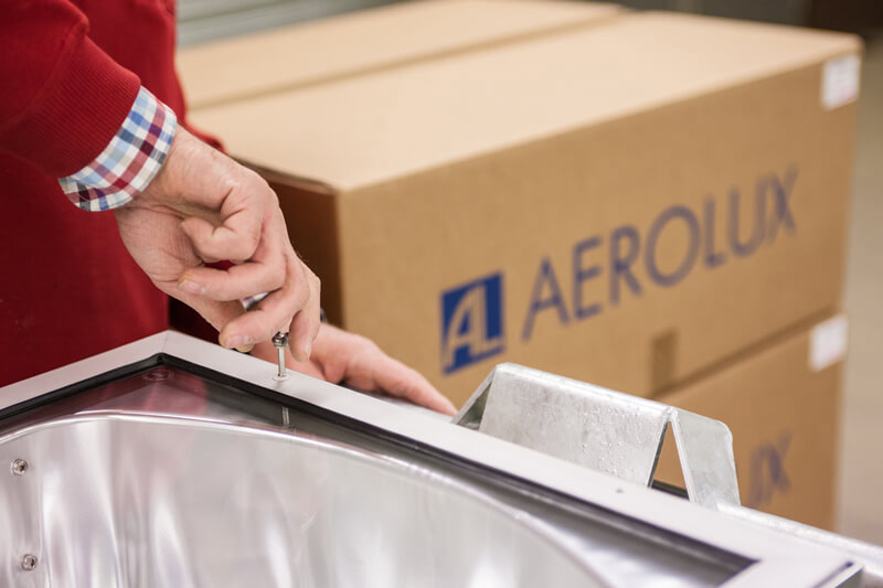 Optimaal productieproces bij het ompakken van goederen